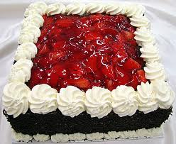 1 kg  5 Star strawberry cake